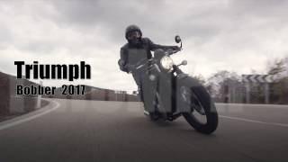 8. 2017 Triumph Bonneville Bobber First Ride Review | Ultimate Motorcycling