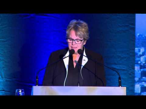 Chantal Rouleau : Des solutions technologiques pour le Saint-Laurent
