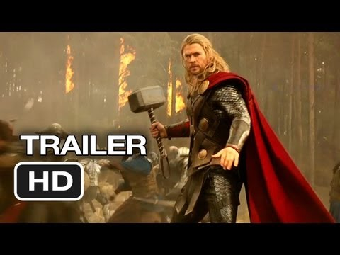 Trailer - Thor: The Dark World TRAILER 1 (2013) - Chris Hemsworth, Natalie Portman Movie HD Video