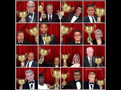 PRESIDENT TRUMP ANNOUNCES MUCH ANTICIPATED #FAKE NEWS AWARDS! BREAKS THE INTERNET!!!