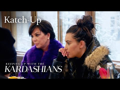 """""""Keeping Up With the Kardashians"""" Katch-Up S12, EP. 8 