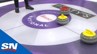 Top 5 Most Insane Shots From Boost National Grand Slam of Curling by Sportsnet Canada
