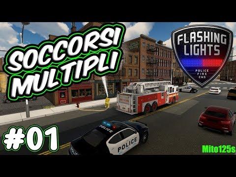 Flashing Lights #01 Soccorsi multipli