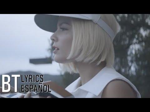 Halsey - Colors (Lyrics + Español) Video Official