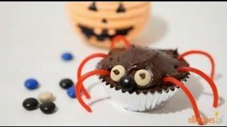 Jak dekorować babeczki na Halloween