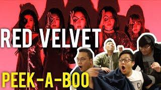 """Video RED VELVET go """"PEEK-A-BOO"""" (MV Reaction) MP3, 3GP, MP4, WEBM, AVI, FLV Maret 2018"""