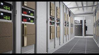 NVIDIA Data Center Tour