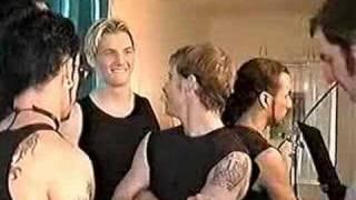 Backstreet Boys - Millennium TV [ Rolling Stone Photo Shoot]