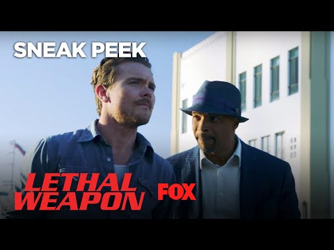 Lethal Weapon Season 1 (Promo 'Bromance')
