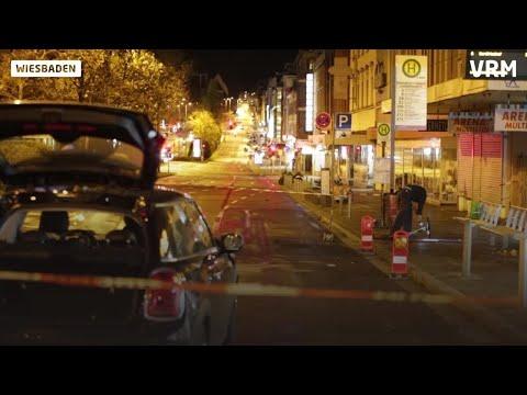 E-Scooter-Fahrer bei Unfall in Wiesbaden verletzt