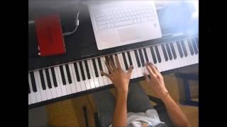 Vierratale - FAITH Piano Cover by Rai Bagus