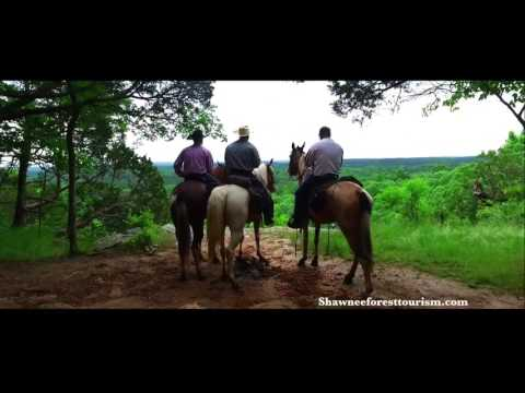 Shawnee National Forest Horseback Riding