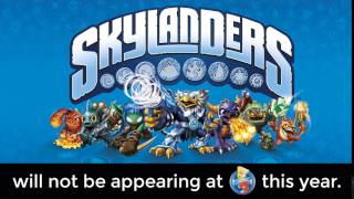 SKYLANDERS NOT AT E3 2017?!To avoid any confusion on this topic, click the link down below to see full articles showing that Skylanders will not be shown off at E3 2017.~Source 1: https://blog.activision.com/t5/Call-of-Duty/Activision-at-E3-2017/ba-p/10278493~Source 2: http://www.vg247.com/2017/06/09/heres-exactly-what-youll-be-seeing-from-call-of-duty-ww2-and-destiny-2-at-e3-2017/~Source 3: http://investor.activision.com/releasedetail.cfm?releaseid=1029623*NOTE: I am making short videos with little commentary from this point forward on the Alpha Ambush channel. Longer videos (such as collabs, live streams, stop motions, etc) will be on the other channel, Skylands Greatest, but less frequently.