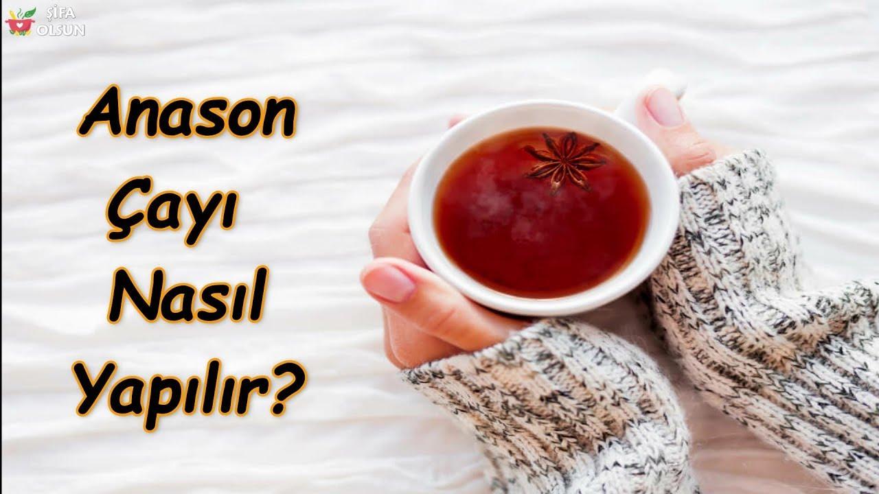 Anason Çayı Nasıl Yapılır