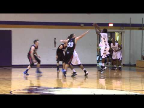 Men's Basketball Highlights Against Baptist Bible College - Nov. 16, 2013 by Ryan West