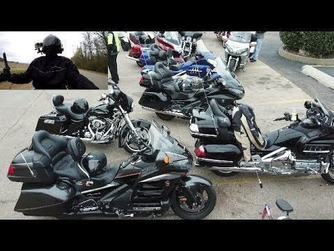 Goldwing Group ride meetup in Forrest City