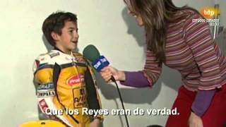 Video Interview Marc Marquez young 10 years old with ENG SUB MP3, 3GP, MP4, WEBM, AVI, FLV Juni 2018