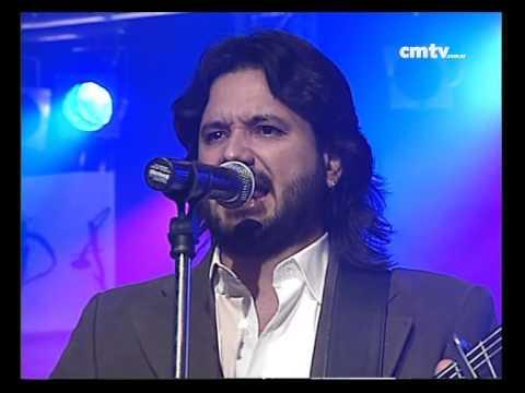 Jorge Rojas video En nombre del amor - CM Vivo Octubre 2005
