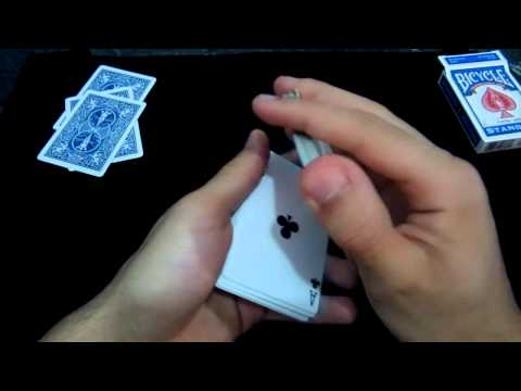 The Un-Expected card trick REVEALED ( tutorial ) / Learn free jaw dropping magic
