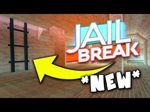 NEW PLACE TO ROB IN JAILBREAK (видео)