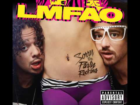 LMFAO – Sorry For Party Rocking megamix '11