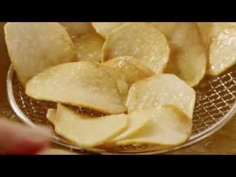 Snack Recipes – How to Make Homestyle Potato Chips