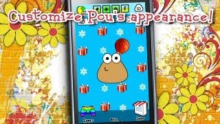 Pou for Android and iPhone