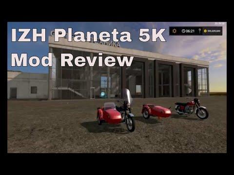 IZH Planeta-5K v3.0.0.1 Beta