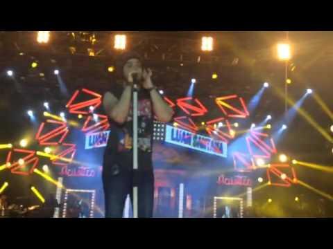 Luan Santana em Ubajara-CE 16.10.15/ Meu 3° show!