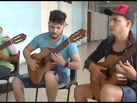 Representará a Cuba en Festival Internacional de Guitarras la Orquesta Isaac Nicola