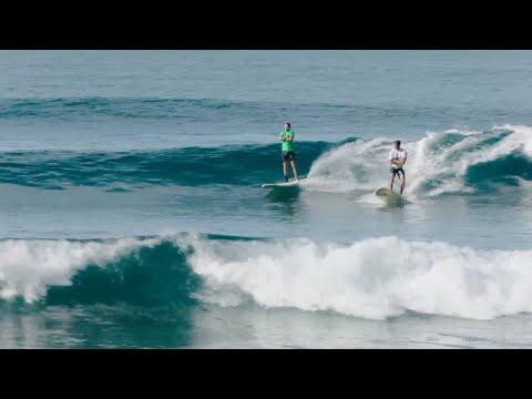 Buffalo's Big Board Surfing Classic (видео)