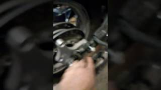 7. How to remove rear wheel from VN1500 vulcan