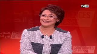 Confidences de presse : Avec Ouafa Hajji