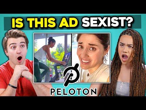 Couples React To Controversial Peloton Ad