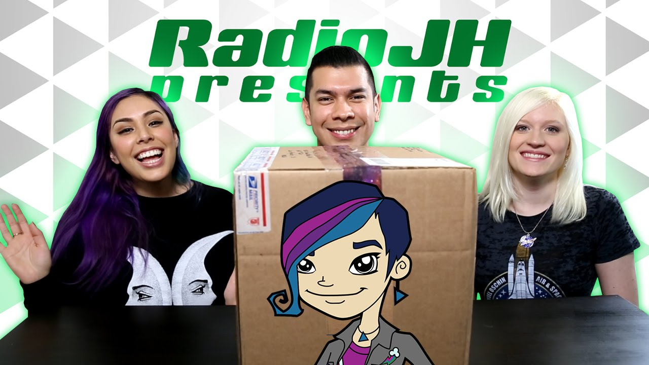 Surprise Package from RadioJH Audrey! Part 2