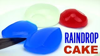 Raindrop Cake - Jumbo & Colorful