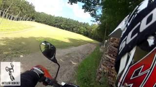 8. KTM 690 ENDURO R 2014 | OFFROAD | FOREST | *LEOVINCE EXHAUST*