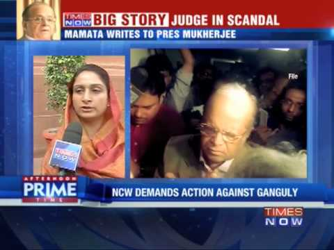 Shouldn t Justice Ganguly resign? 06 December 2013 02 PM