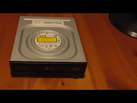 Masterizzatore DVD CD LG GH24NSC0 24x Bulk SATA