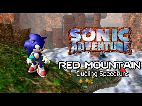 Dueling Speedruns: Red Mountain (Scenic vs. Speedy) [4K] (видео)