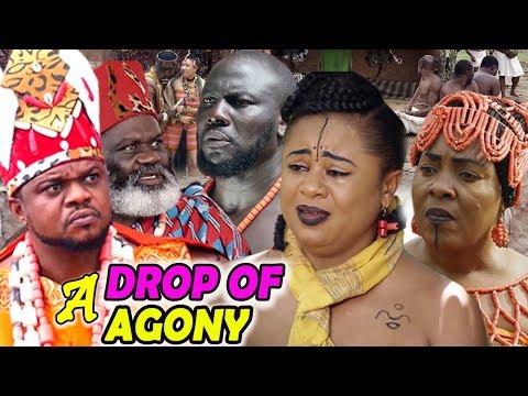 """New Movie Alert """"A DROP OF AGONY"""" Season 3&4 - (Ken Erics) 2019 Latest Nollywood Epic Movie"""
