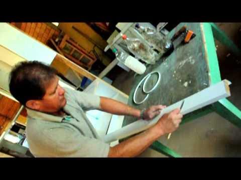 Máquina Coladeira Manual para Móveis