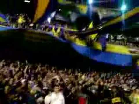 i dale alegria alegria a mi corazon ... - La 12 - Boca Juniors
