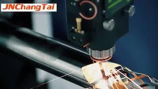 6000W Fiber Laser Plate And Tube Cutting Machine youtube video