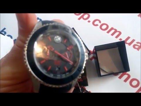 Bmw chrono часы снимок