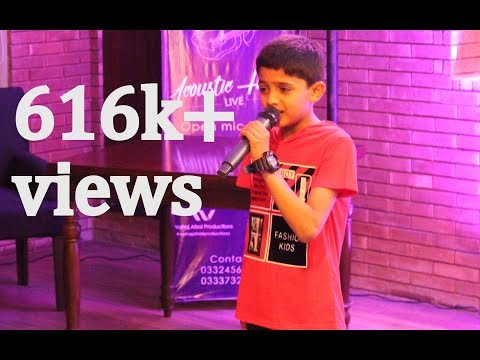 Dil diyan gallan at Live Music Night || Arshman Naeem