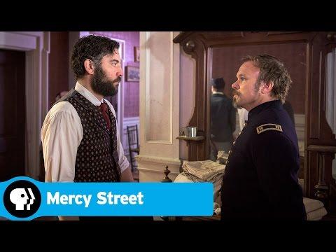 Mercy Street (Featurette 'Meet the Doctors')