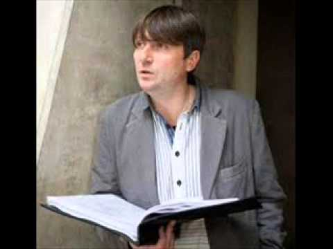 Simon Armitage performs at the T S Eliot Prize Readings 2012