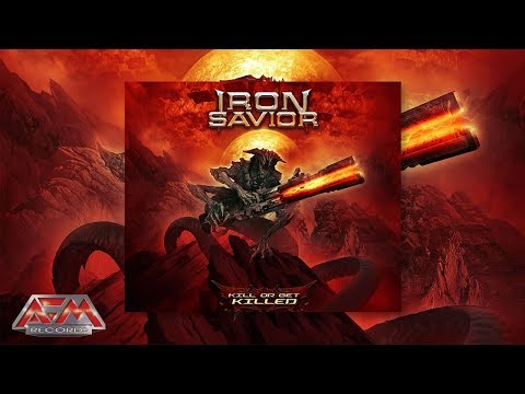 IRON SAVIOR -  Eternal Quest (2019) // Official Audio Video// AFM Records