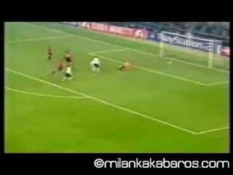 Los 10 mejores goles de Kaká